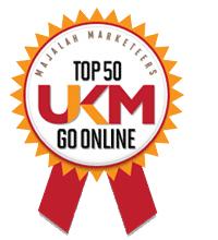 Top 50 UKM Online
