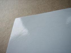 Kertas art paper atau glossy paper