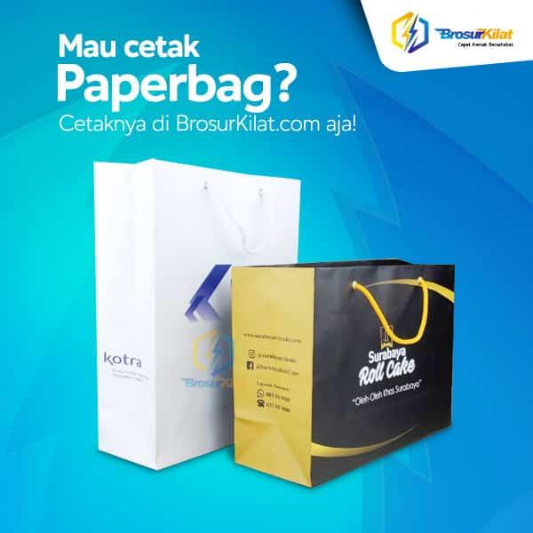 cetak tas kertas murah