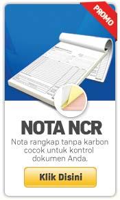 cetak nota ncr murah